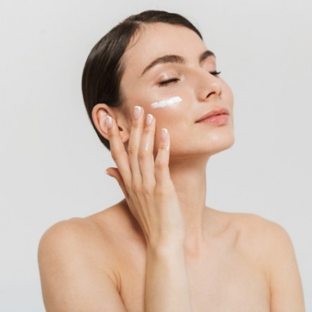 Fuktfattig/dehydrert hud