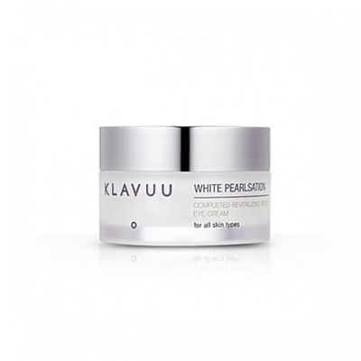 Klavuu - WHITE PEARLSATION Completed Revitalizing Pearl Eye Cream 20ml
